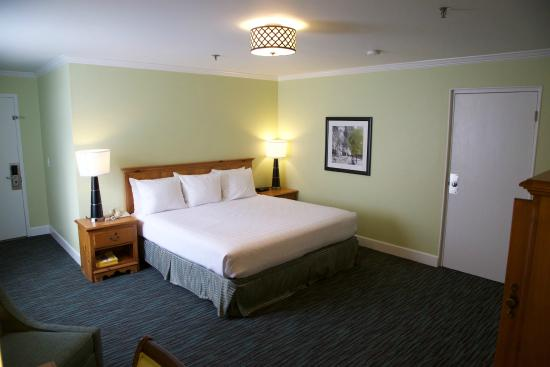 The University Inn at Emory: King Renovated Room