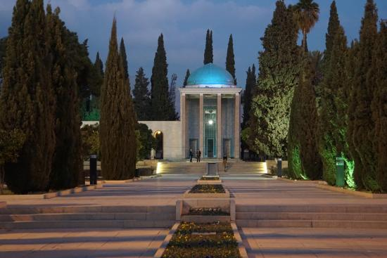 Tomb of Saadi