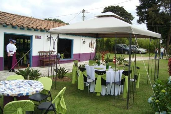 Restaurant Casa Mosaico
