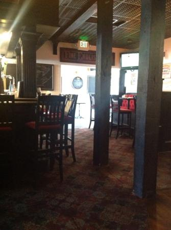 Pub decor - Picture of The Canyon's