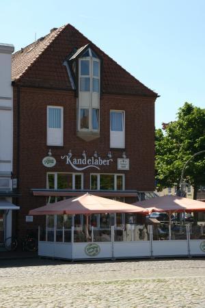 Restaurant Kandelaber
