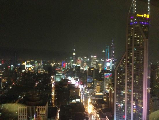 Epicure on 45: the Bund view