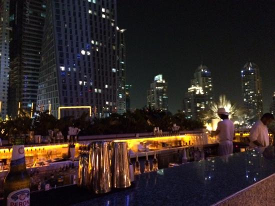Grosvenor House Dubai : siddharta lounge tower 2