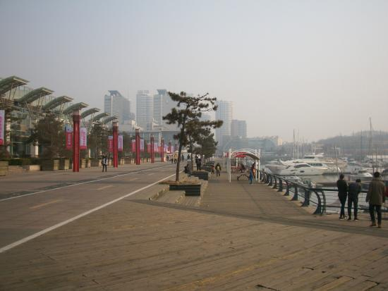 Qingdao International Sailing Centre: How far away is your home city?