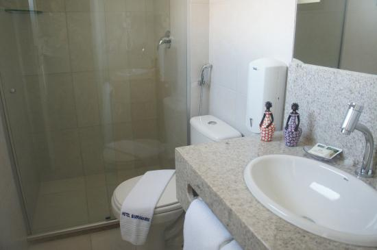 Hotel Barramares: WC