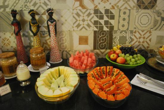 Hotel Barramares: Café da manhã