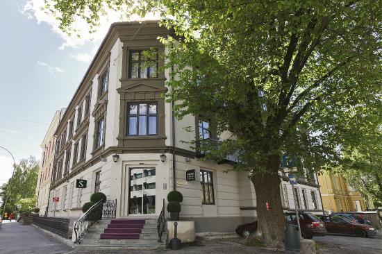 Saga Hotel Oslo: Hotel