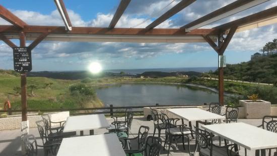Calanova Golf Club: vue du 1 depuis le clubhouse