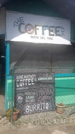 The Coffee Shop Bocas