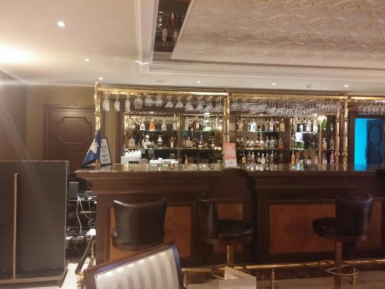 Grand Hotel Halic : Hotels Bar