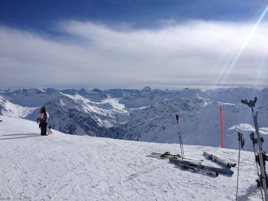 Weisshorngipfel: Weisshorn Gipfel