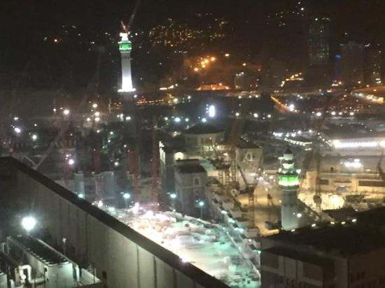 City View Picture Of Swissotel Makkah Mecca Tripadvisor