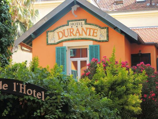 Hotel Durante: Très bel hôtel