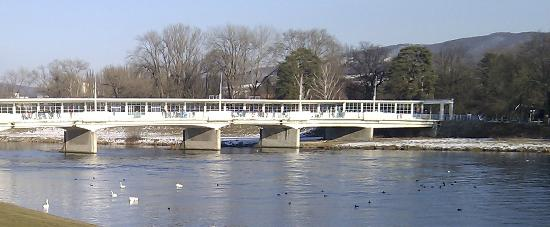 The Colonnade Bridge