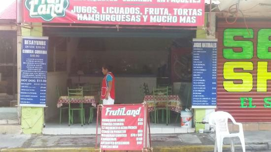 Fruitiland Frutiland : Still open still exists it's sister place is Sabroso y Casero around the corner across from the