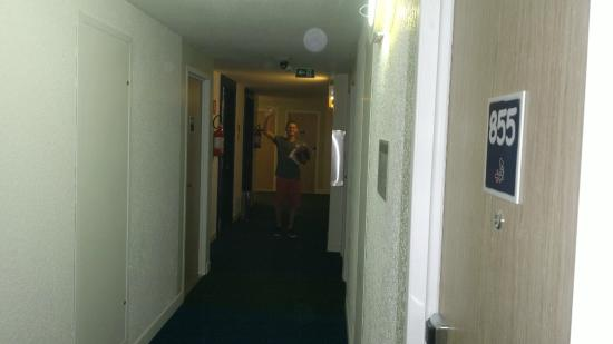 Ibis Maringa : Ibis - corredor quarto