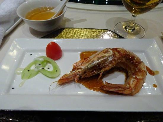 BeiJing Li Yuan Restaurant (JinBao Jie) : 料理の一部
