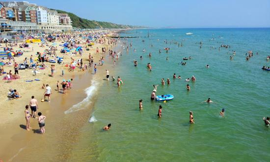 How Long Is Bournemouth Beach