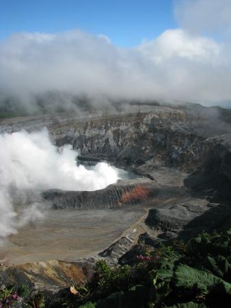 SBR Costa Rica Tours: Poas Volcano
