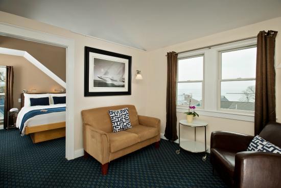 Benchmark Inn : Penthouse