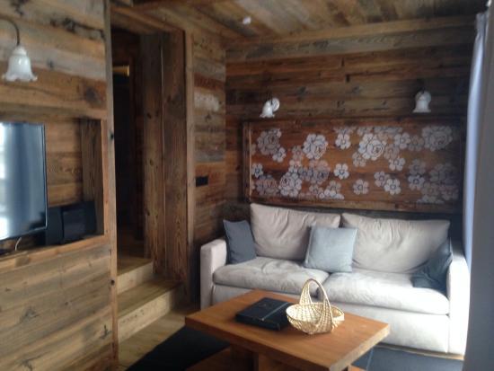 Mondi-Holiday Alpenblickhotel Oberstaufen: Living area