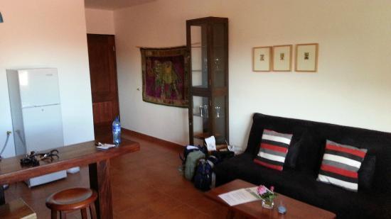 Isla Verde Hotel: Main living area