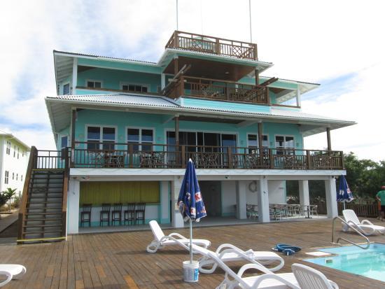 Long Island Breeze Resort Restaurant : ristorante visto da fuori