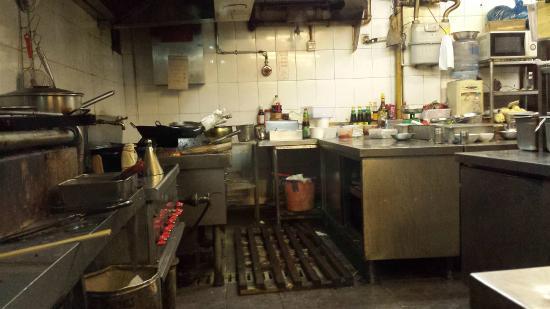 Southern Barbarian: la cucina