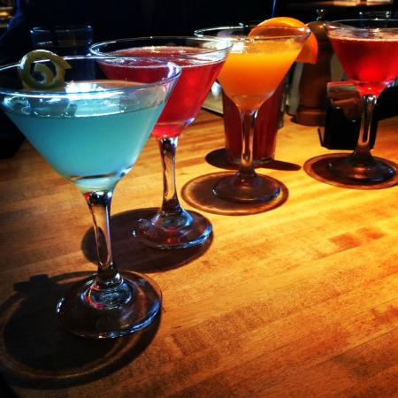 The White Chocolate Grill - Park Meadows: Cocktails are pricey but worth it for celebrating