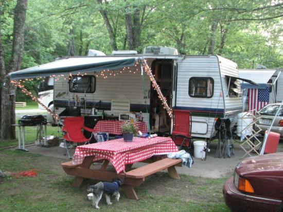 Flintlock Family Campground: Our Rig
