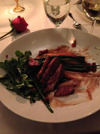 Cafe Provencal: The duck was incredible!