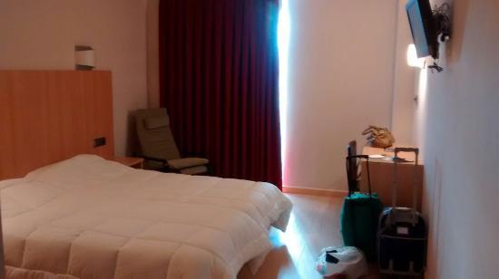 Hotel Del Vino: hab