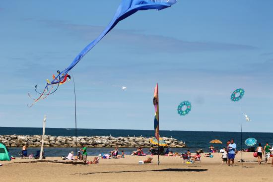 Erie, Pensylwania: Beach 11--Kite Beach