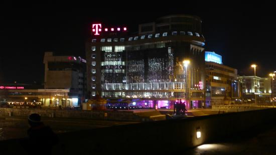 Telekom hq picture of telekom trend lounge bar skopje for Food bar trend skopje