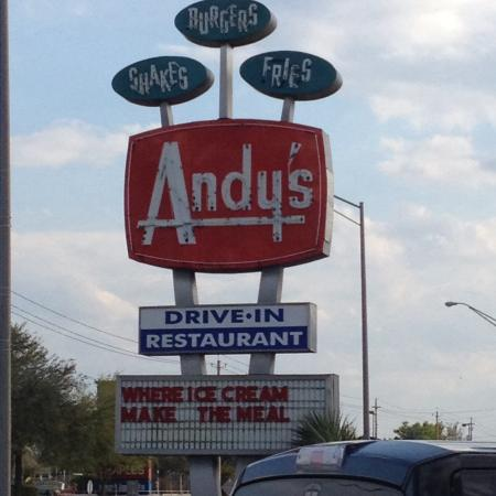 Photo of American Restaurant Andy's Driven In Restaurant and Igloo at 703 3rd St Sw, Winter Haven, FL 33880, United States
