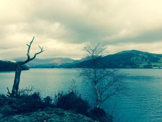 YHA Coniston Holly How: Nearby Wray Castle