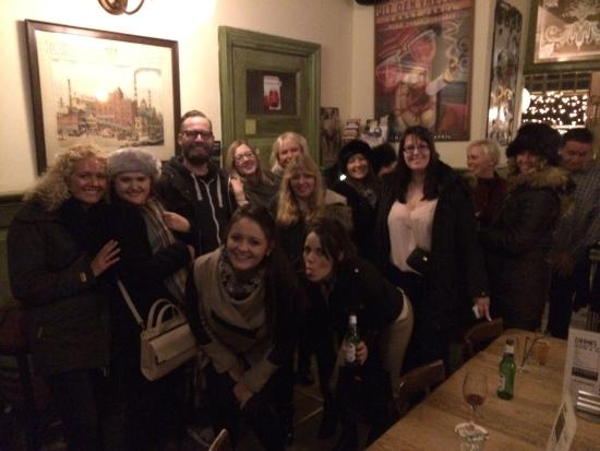 Amsterdamsel Tours: Great tour with our guide, Bas
