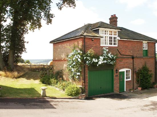 Stubbs Farm Holiday Cottages : The Coach House