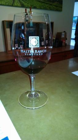 Halter Ranch Vineyard: Wine Tasting