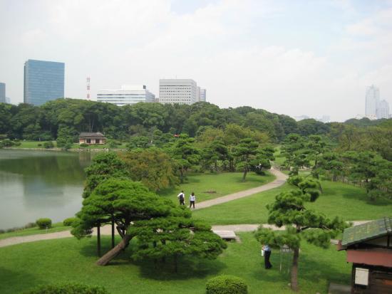Hama-rikyu Onshi-teien - Picture of Hama Rikyu Gardens, Chuo - TripAdvisor