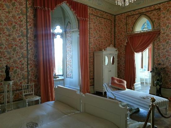 Schlafzimmer - Bild von Schloss Drachenburg, Königswinter - TripAdvisor