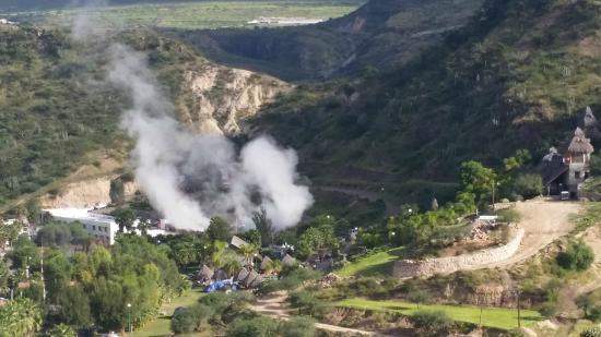 Tecozautla, Meksika: LlegandoGeiser