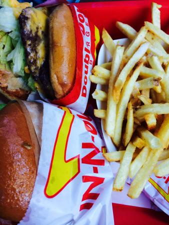 In N Out Burger Tempe
