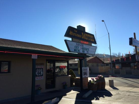 Westerner Motel: The Westerner