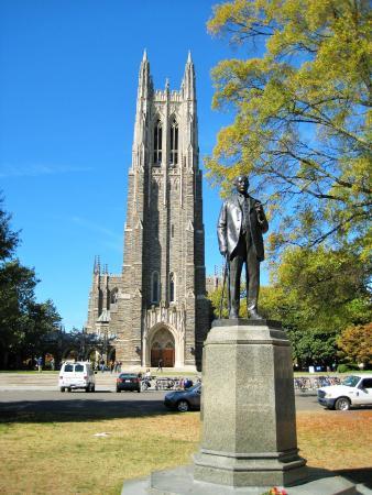 Duke University: Duke Chapel