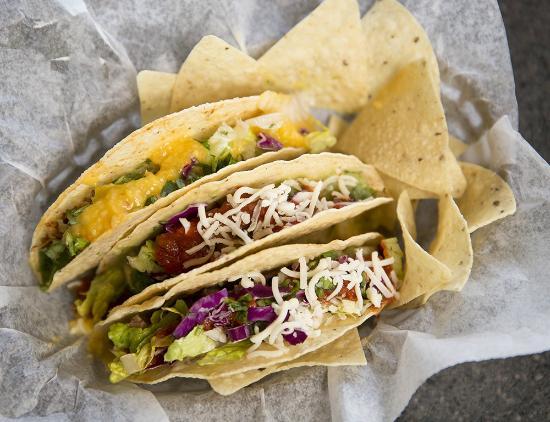 Zia Taqueria: Tacos
