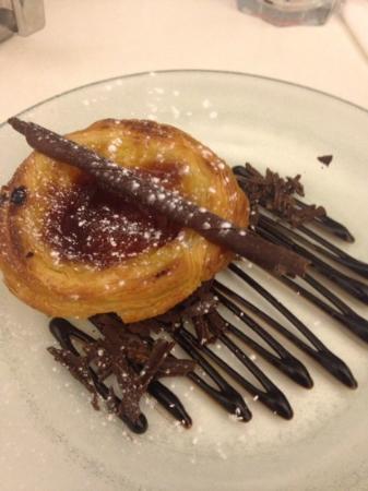 Avenue Coffee : Pasteis de Nata - Portuguese custard tarts! My favourite & spot-on at Avenue G!