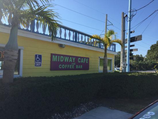 Midway Cafe Coffee Bar Islamorada Fl
