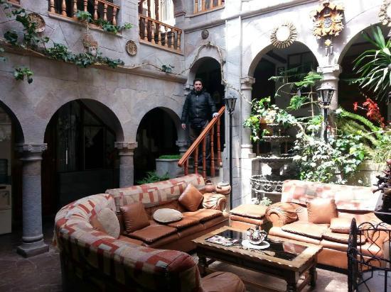 Hotel Chincana Wasi - La Casa Escondida: Hotel