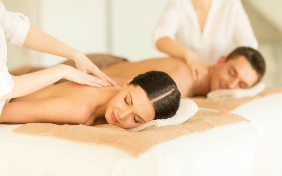 Catalina Sea Spa : Best when enjoyed together
